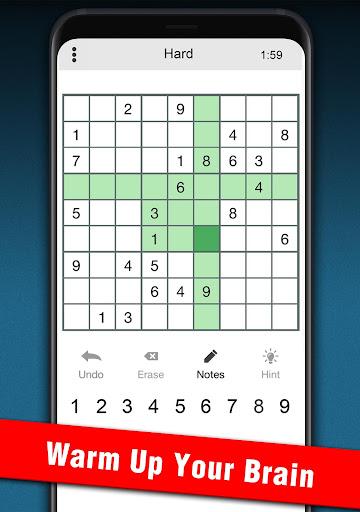 Sudoku 1.2.25 screenshots 9