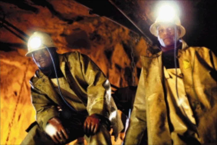 HARMONY Gold has discovered large gold deposits in Papua New Guinea, but closer to home it has exploration programmes to extend the lives of its South African mines and maintain production at about 2- million ounces or more. PICTURE: THE TIMES