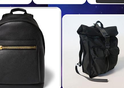 Backpack Design - náhled