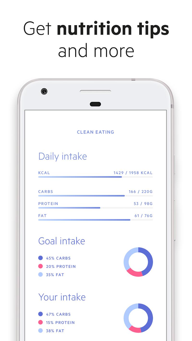 Lifesum - Diet Plan, Calorie Counter & Food Diary Screenshot 4