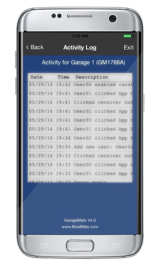 garage door appGarageMate Garage Door Opener  Android Apps on Google Play