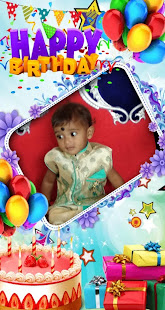 Birthday Photo Frames for PC-Windows 7,8,10 and Mac apk screenshot 2