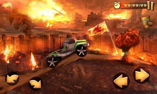 Offroad Hill Racing 1.0.7 screenshots 4