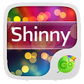 Shinny Keyboard Theme & Emoji