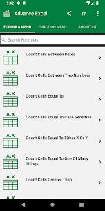 Advance Excel 2