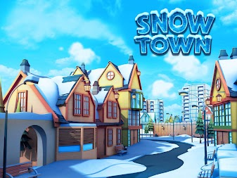 Snow Town - Ice Village World Winter Age APK screenshot thumbnail 11