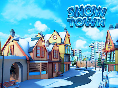 Snow Town – Ice Village World: Winter City 6