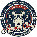 Logo of Monkey Paw Brainfood Keller Beer