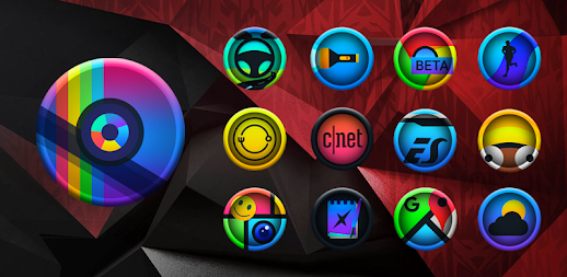Ravic - Icon Pack APK