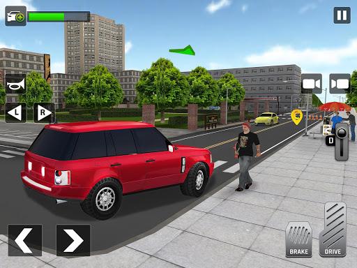 City Taxi Driving: Fun 3D Car Driver Simulator 1.2 screenshots 10
