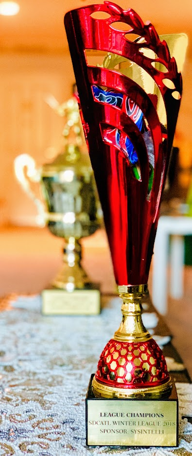 SDCATL Winter League Champions