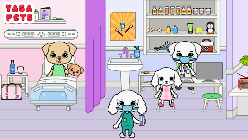 Yasa Pets Town screenshot 22