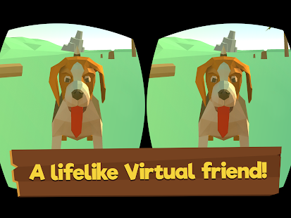 VR Dogs Free- screenshot thumbnail
