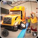 Truck Builder Auto Repair Mechanic Simulator Games icon