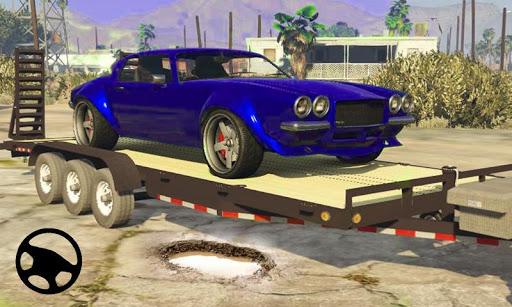 Car carrier Truck Cargo Simulator Game 2020 1.0 screenshots 2