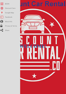 Discount Car Rental- screenshot thumbnail