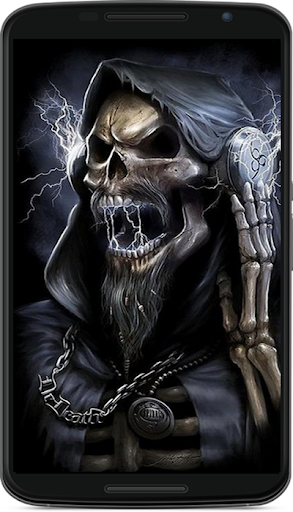 Skull Wallpapers Apps On Google Play