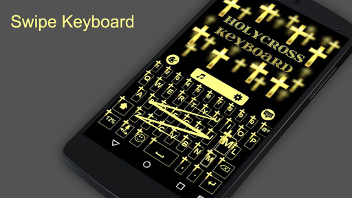 Holy Cross Mega Keyboard Theme
