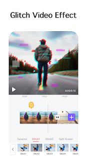 Video Effects Editor with Transitions - VMix Screenshot