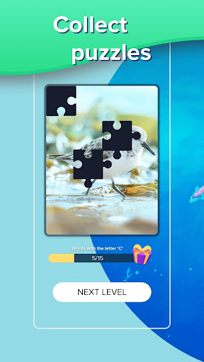Puzzlescapes: Relaxing Word Puzzle & Spelling Game filehippodl screenshot 4