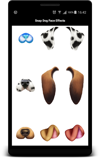 Snap Face Filters and Dog Face  screenshots 8