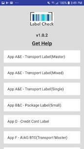 Autoliv LabelCheck 2.1.9 Mod Android Updated 1