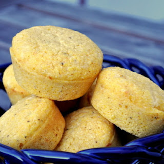 Old Bay Corn Muffins.