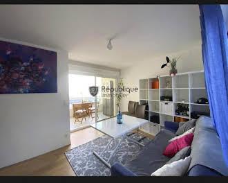 Appartement meublé 2 pièces 36,52 m2