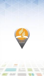 GeoAdventista - náhled