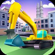 Town Builder: Big City Construction