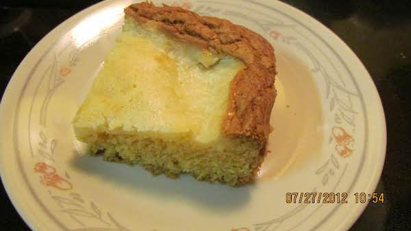 Mom's Gooey Butter Cake Recipe