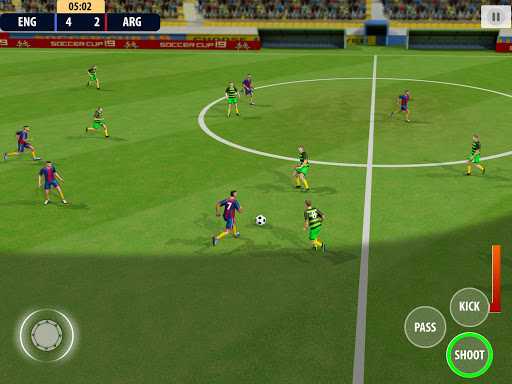 Soccer League Dream 2021: World Football Cup Game apkmr screenshots 7