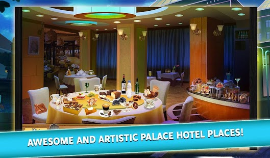 Tải Game The Palace Hotel Hidden Object