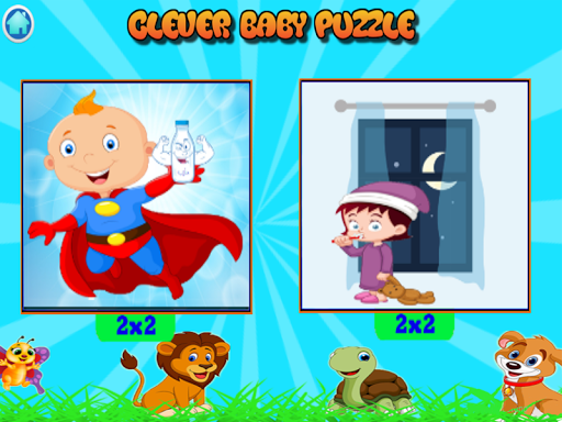 Super Puzzles For Kids