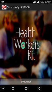 CommunityHealth Kit screenshot 0