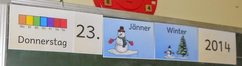 Photo: Dauerkalender -> SU-Zeit/Jahr
