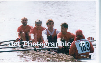 Photo: Head of the river 1999 HV4* tijd 27min24sec