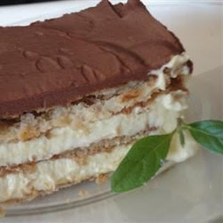 Chocolate Eclair Cake Instant Vanilla Pudding Recipes