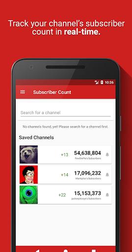 Realtime Subscriber Count 7.2.9-2725-RELEASE screenshots 1
