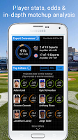 Screenshot of Scores & Odds by Onside Sports