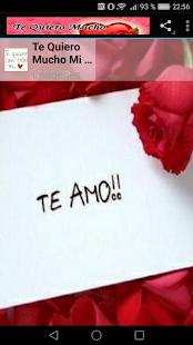 Te Quiero Mucho Mi Amor - náhled