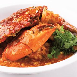 Uniquely Singaporean with Singapore Style Chili Crab