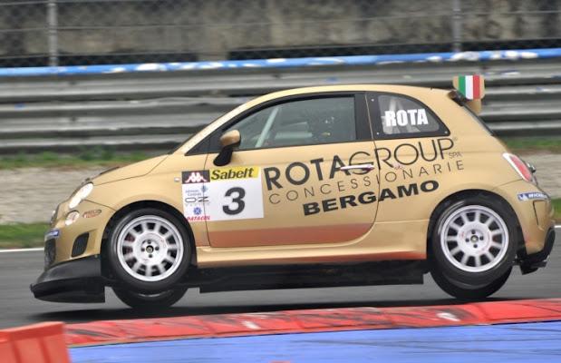 500 abarth.....prima variante di Monza di Makius