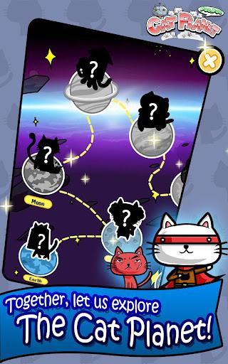 Cat Planet - Poo Poo  captures d'écran 2