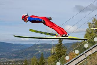 Photo: Ungt talent i 90'en på Lillehammer