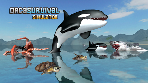 Orca Survival Simulator 1.1 screenshots 8