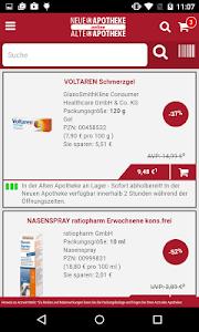 ALTE + NEUE Apotheke online screenshot 3