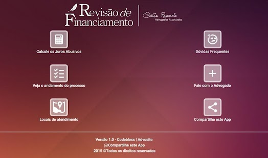 Revisão de Financiamento- screenshot thumbnail