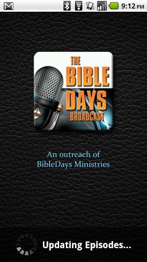 The BibleDays Broadcast