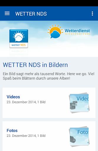 WETTER NIEDERSACHSEN Apk apps 1